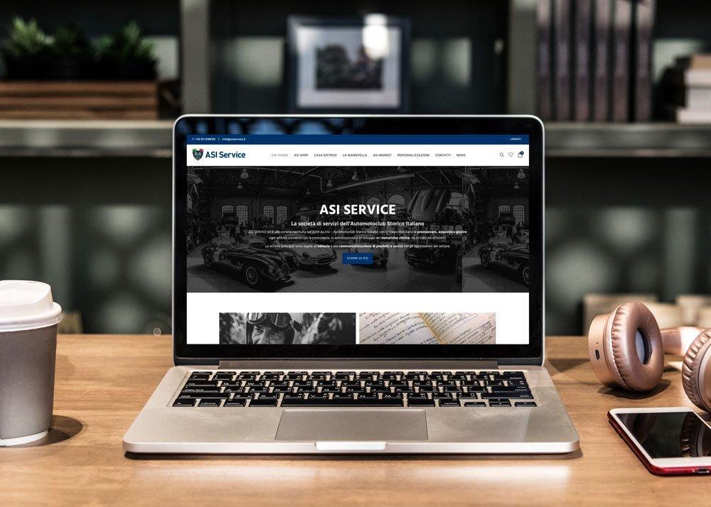 (IT) Il nuovo sito di ASI Service